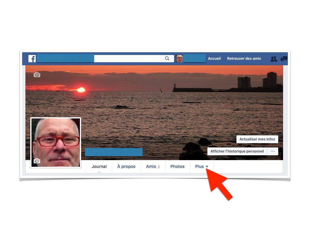 Facebook Qui peut voir mes mentions J'aime.002